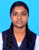 Sangeetha- XII science Topper